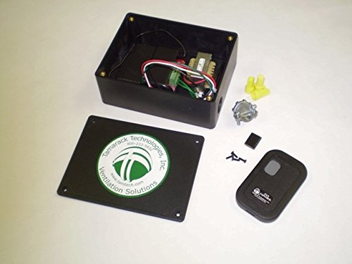 Tamarack TTi-HVRC HV1000 Radio Frequency Remote Control Kit by Tamarack