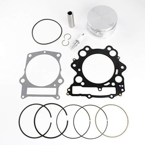 Standard Bore Pistons - Niche Industries Standard Bore Piston Gasket Ring Kit for 2001-2005 Yamaha Raptor 660R