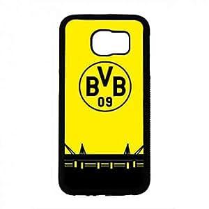 Goddardcase Borussia Dortmund Football Club Logo For Samsung Galaxy S6 Bvb54 German Bunds Liga Fc Printed Black Back Design