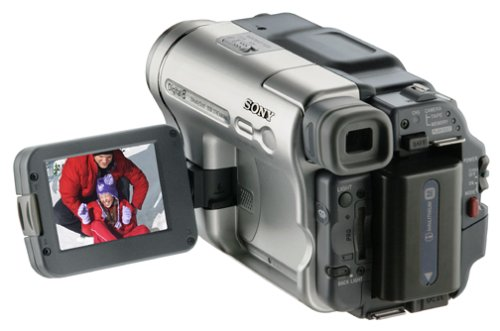 amazon com sony dcr trv460 20x optical zoom 990x digital zoom hi8 rh amazon com Sony User Manual Guide Sony Operating Manuals ICD-UX523