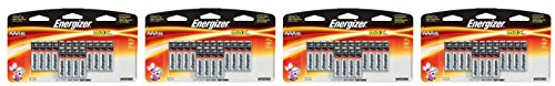 Energizer Max AAA tRWBWl Premium Alkaline Batteries, 16 Count, 4 Pack by Energizer