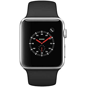 Amazon.com: Apple Watch Series 2 Smartwatch 42mm Silver ...