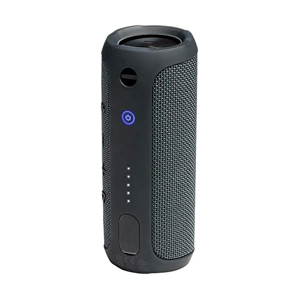 JBL Flip Essential - Enceinte Bluetooth portable robuste - Étanche IPX7 pour piscine & plage - Autonomie 10 hrs - Qualité audio JBL - Noir 2
