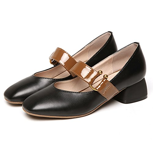 primavera ragazza Nonna primavera Nonna scarpe scarpe retr aBzw8dqqx