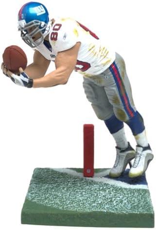 White Jersey McFarlane Toys NFL Sports Picks Series 4 Action Figure Jason Sehorn New York Giants