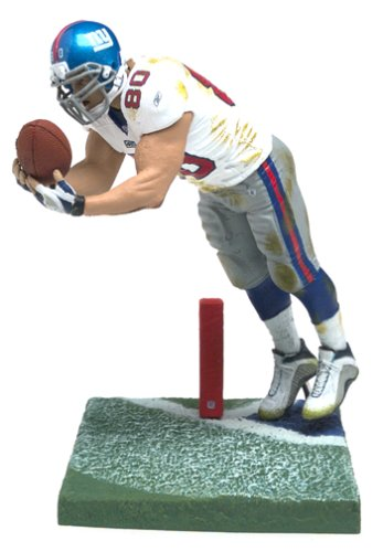 the latest 6aa0a 47d9b McFarlane's Sportspicks - Jeremy Shockey - New York Giants #80 - White  Jersey by Unknown
