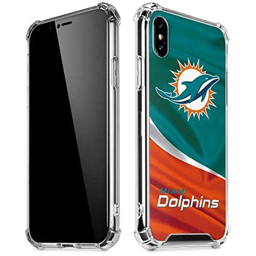 miami dolphins iphone xr case