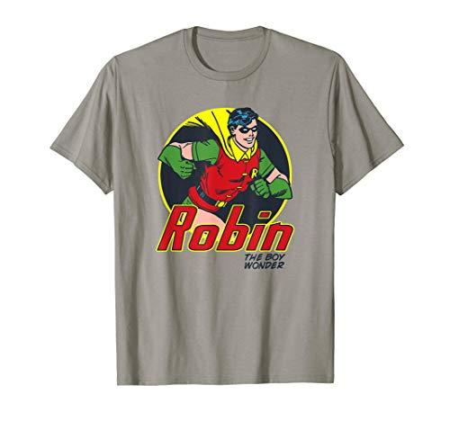 Batman Robin the Boy Wonder T Shirt]()