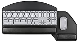ESI Ergonomic Solutions Swivel Mouse-Below Keyboard Platform