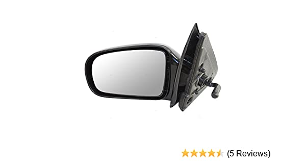 Fit System 62554G Chevrolet//Pontiac Driver Side Replacement OE Style Manual Remote Mirror