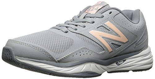 New Balance Damen WX824 Trainingsschuh Flint Grau