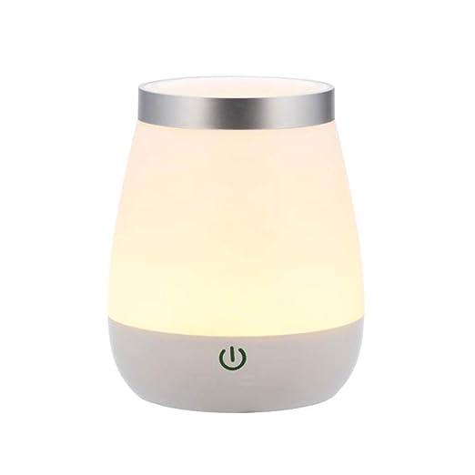 HEY Lámpara LED con luz Regulable 3 Modos Luz Blanca cálida ...