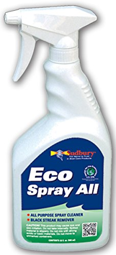 Eco Spray All And Black Streak Remover(Sudbury) by Sudbury®Boat Care Products