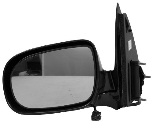 Pontiac Driver Side Mirror - OE Replacement Chevrolet/Oldsmobile/Pontiac Driver Side Mirror Outside Rear View (Partslink Number GM1320242)