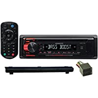2003-2004 Land Rover Discovery CD Receiver w/Aux/Mp3/WMA, 3-Band Eq+Remote