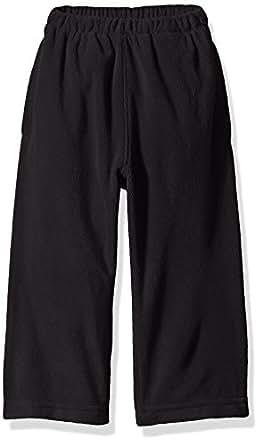 Columbia Little Boys' Glacial Fleece Pant LL, Black, XX-Small