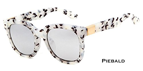 HDCRAFTER HD663 Fashionable Trendy Camouflage Pattern Sunglasses (Piebald, - Sunglasses Wholesale Trendy