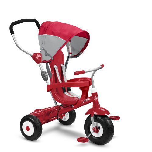 Radio Flyer All-Terrain Stroll 'N Trike Ride On ()