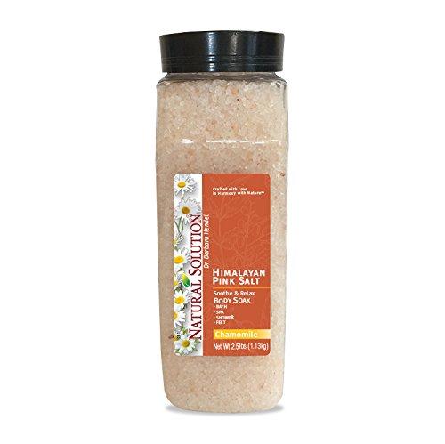 Himalayan Pink Salt Chamomile Body Soak & Bath Salt 2.5 poun