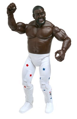 Classic Superstars Wwe Jakks Figure - Jakks Pacific WWE Wrestling Classic Superstars Series 4 Junkyard Dog Action Figure