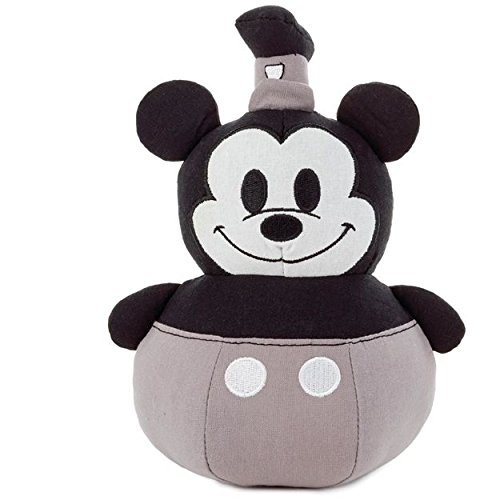 Hallmark Mickey Mouse Wobble Stuffed Animal With Chime, 7