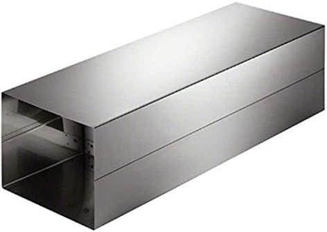 AEG K9506X Extensión de tubo accesorio para campana de estufa - Accesorio para chimenea (Extensión de tubo, Acero inoxidable, 12,9 kg, 1 pieza(s), 760 mm, 465 mm): Amazon.es: Hogar