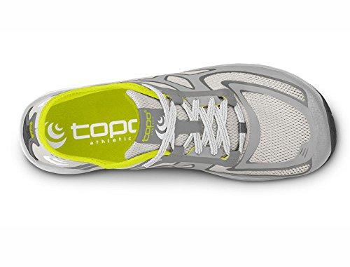 Chaussures De Course St-2 Topo Womens Et Bandeau Dentrainement Bundle Gris / Vert