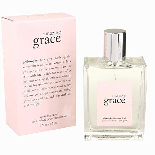 (Philosophy Amazing Grace Fragrance Spray For Women 120Ml/4Oz)