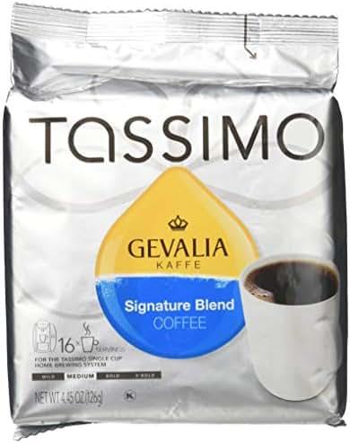 Coffee Pods: Gevalia T-Discs
