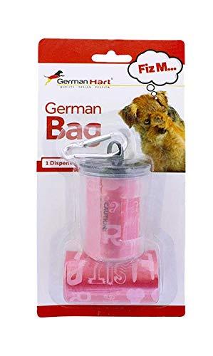 Dispenser Cata Caca Linha Colors Vermelho GermanHart