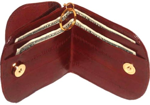 Eelskin Womens Wallet – Style mwE505, Bags Central