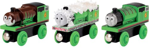 Thomas & Friends Wooden Railway - Adventures of Percy Thomas The Tank Engine Jack