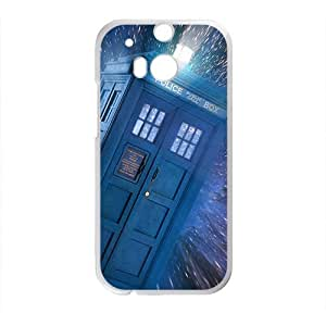 Doctor Who unique pavilion Cell Phone Case for HTC One M8