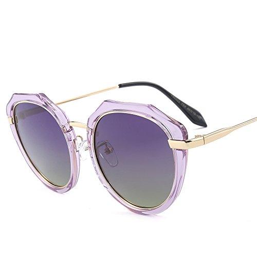 hommes irrégulières soleil Lunettes polarisées de soleil Qinddoo femmes Lunettes Creative lunettes Outdoor T94 de Design et pT1fqwv