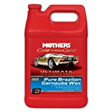 Mothers 05752 California Gold Pure Brazilian Carnauba Liquid Wax (Ultimate Wax System, Step 3) - 1 Gallon