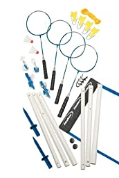 Halex Select Badminton Set with Deluxe Carry Bag