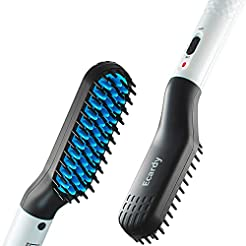 2020 Beard Straightener for Men - Petite...