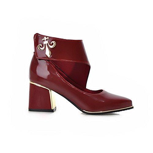 Sandales Rouge Inconnu Femme 1To9 5 44 Pour EU MJS00973 5HwwSWCq1