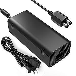 Amazon.com: Xbox 360 Slim Power Supply, YCCSKY AC Adapter