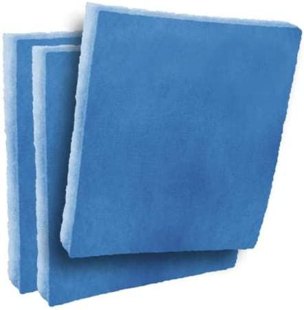 """(Pack of 24) 7"""" x 8-1/4"""" - Replacement Polyester Filters for The BetterVent Indoor Dryer Vent Made by Airstar, 24 Pack"""