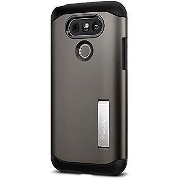 pretty nice e353d 8e69c Amazon.com: Spigen Style Armor Designed for LG G5 Case (2016 ...