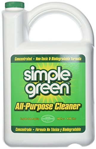 Cleaner Little Green (Simple Green® All-Purpose Cleaner 140 Ounce Bottle)