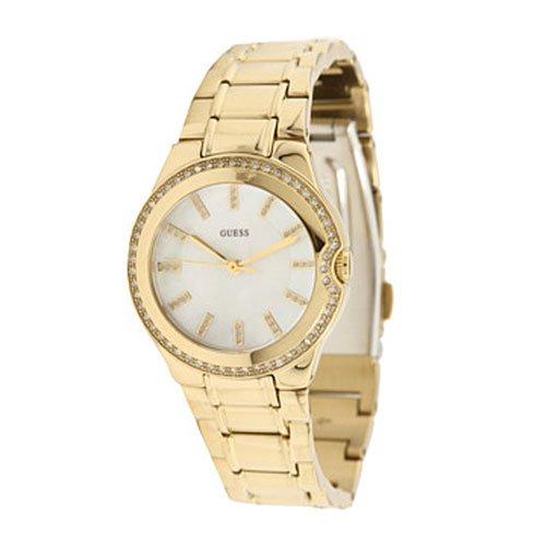 Guess Sport Bracelet - GUESS U12658L1 Feminine Sport Watch - Gold