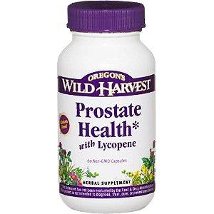 Prostate Health with Lycopene - 60 caps,(Oregon's Wild Harvest)