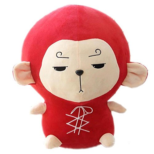 Mikucos Hwayugi Korean Odyssey Monkey King Doll Plush Toy 12inches
