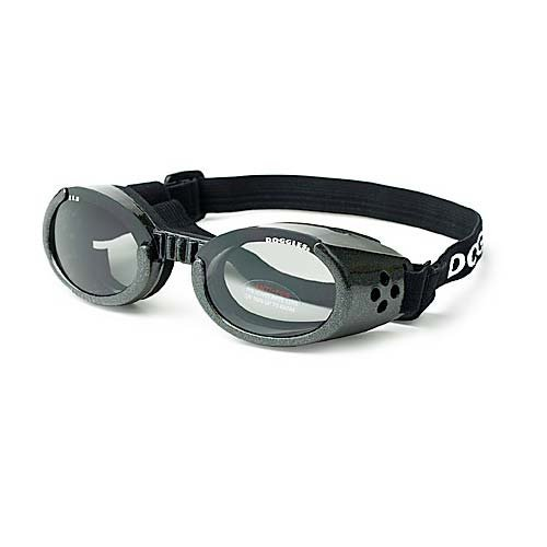 ILS Small Black Frame / Smoke Lenses (2 Pack) by Doggles