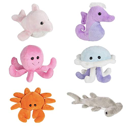 Six (6) Sea Life Mini 5