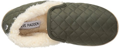 Steve Madden Womens Twilight Slipper Green