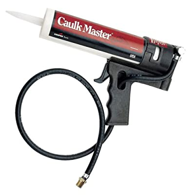 Caulk Master PG100 1/10th Gallon Cartridge Air Caulking Gun