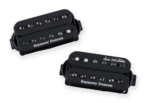 Seymour Duncan Dave Mustaine Thrash Factor Pickup Set - Black